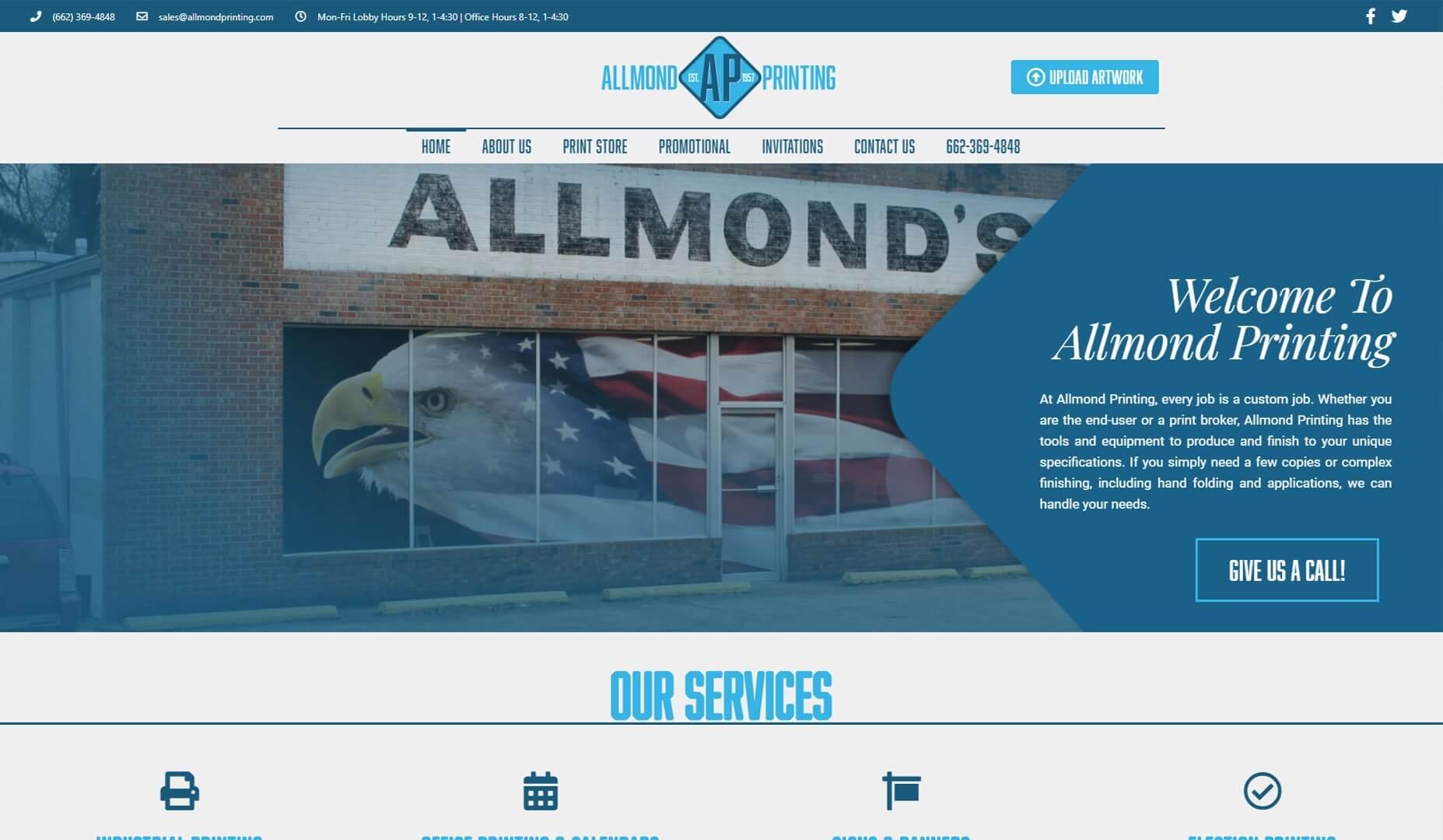 allmond
