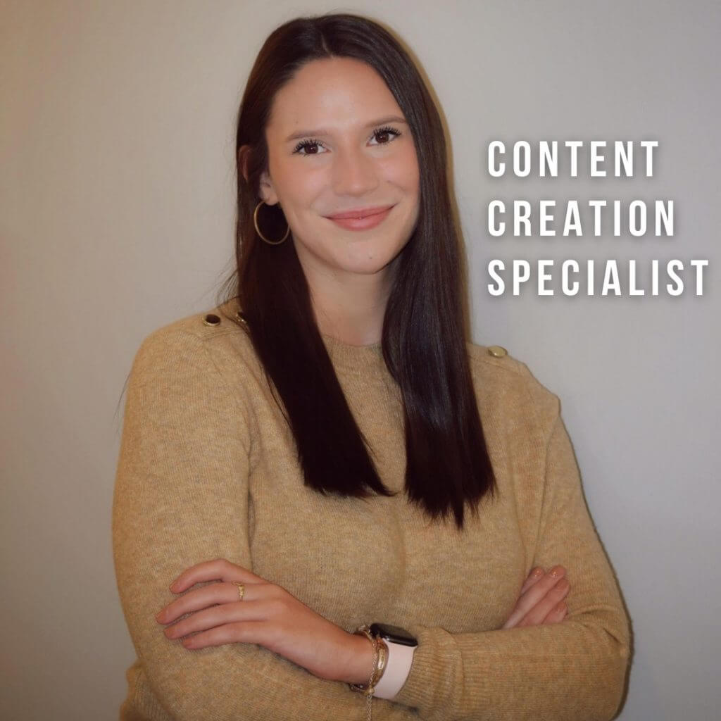Content Creation Specialist