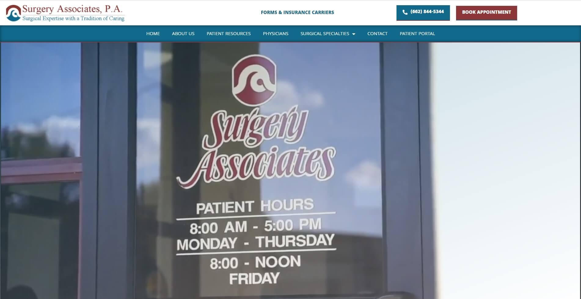 medical - surgey associates