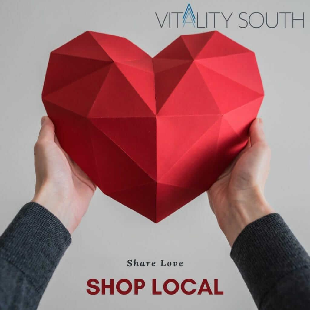 Shop Local Blog post